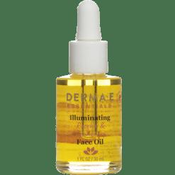 DERMA E Natural Bodycare Illuminating Face Oil 1 fl oz D14402