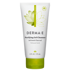 DERMA E Natural Bodycare Purifying Gel Cleanser 6 fl oz D12002