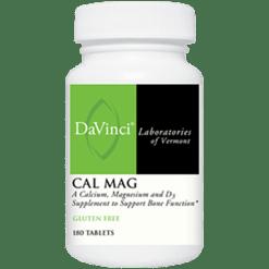 DaVinci Labs Cal Mag 180 tabs CA206