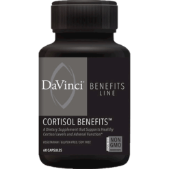 DaVinci Labs Cortisol Benefits 60 caps DA6189