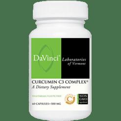 DaVinci Labs Curcumin C3 Complex 60 caps TUR28