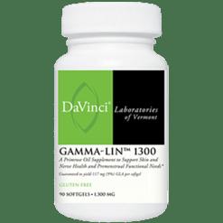 DaVinci Labs Gamma Lin™ 1300 mg 90 softgels GAM22