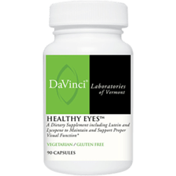 DaVinci Labs Healthy Eyes™ 90 vcaps HEA37