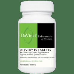 DaVinci Labs Olivir™ 15 Tablets 90 tabs OLI36