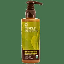 Desert Essence Gentle Nourishing Cleanser Org 6.7 fl oz D22285