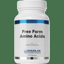 Douglas Labs Free Form Amino Caps 100 caps FREE4