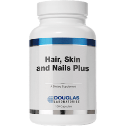 Douglas Labs Hair Skin amp Nails Plus Formula 100 caps HAIR2
