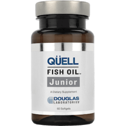 Douglas Labs QUELL Fish Oil Junior 60 gels D38314