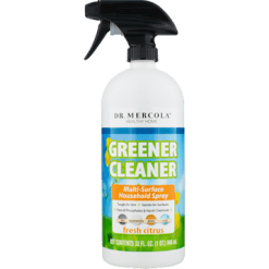 Dr. Mercola Greener Cleaner Spray Citrus 32 fl oz M18449