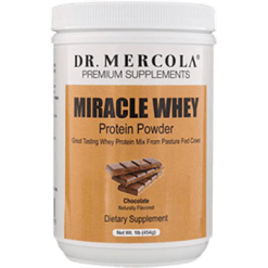 Dr. Mercola Miracle Whey Chocolate 1 lb DM1389