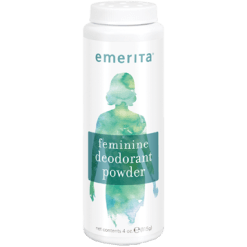 Emerita Feminine Deodorant Powder 4 oz E41602