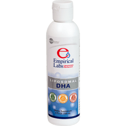 Empirical Labs Liposomal DHA 6 oz EMP017