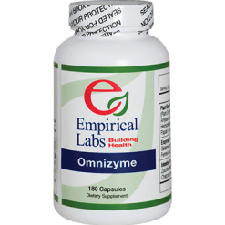 Empirical Labs Omnizyme 180 capsules EMP011