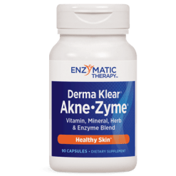 Enzymatic Therapy Derma Klear® Akne•Zyme® 90 capsules DER13