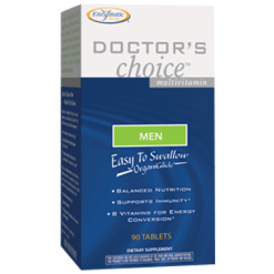Enzymatic Therapy Doctors Choice Men 90 tabs DOC10