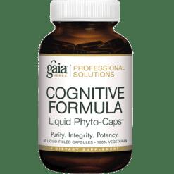 Gaia Herbs Professional Solutions Cognitive Pro 60 lvcaps COGN8