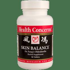 Health Concerns Skin Balance 90 tablets SKIN7