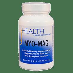 Health Products Distributors Myo Mag 100 capsules MYOMA
