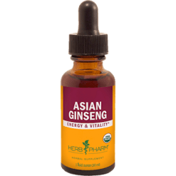 Herb Pharm Asian Ginseng 1 oz CHIN5
