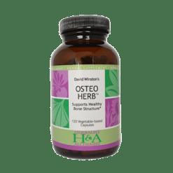 Herbalist amp Alchemist OsteoHerb Capsules 120 vegcaps H33238