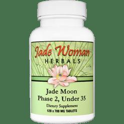 Jade Woman Herbals by Kan Jade Moon Phase 2 Under 35 120 tabs JMU120
