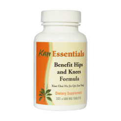 Kan Herbs Essentials Benefit Hips and Knees 300 tabs VBH30