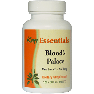 Kan Herbs Essentials Bloods Palace 120 tablets VBP12