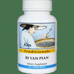 Kan Herbs Traditionals Bi Yan Pian 60 tabs BYP60