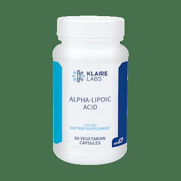Klaire Labs Alpha Lipoic Acid 150 mg 60 vegcap ALP40
