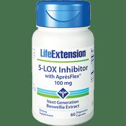 Life Extension 5 LOX Inhibitor 100 mg 60 vegcaps L63961