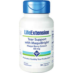 Life Extension Tear Support with MaquiBright 30 vegetarian capsules L91834
