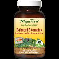 MegaFood Balanced B Complex 30 tabs M01674
