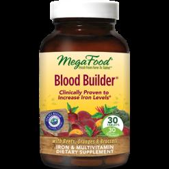 MegaFood Blood Builder 30 tabs M10170