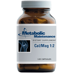 Metabolic Maintenance Cal Mag 12 120 caps CAMA2