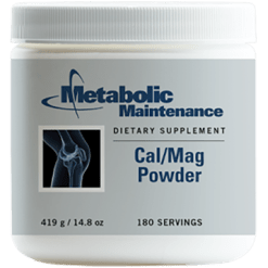 Metabolic Maintenance Cal Mag Powder 419 gms CAMA3