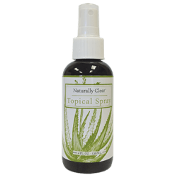 Metabolic Maintenance Naturally Clear Topical Spray 4 oz NAT16