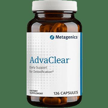 Metagenics AdvaClear® 126 caps ADV12