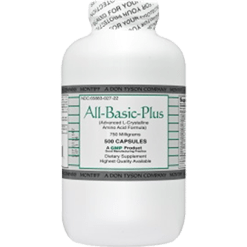 Montiff All Basic Plus 750 mg 500 capsules ABPLU