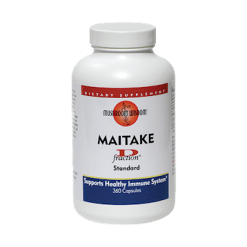 Mushroom Wisdom Inc. Maitake D Fraction Standard 360 capsules GRIF9