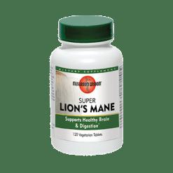Mushroom Wisdom Inc. Super Lions Mane 120 vegtabs SUP52