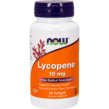 NOW Lycopene 60 softgels N3060