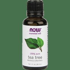 NOW Tea Tree Oil 1 fl oz N7625