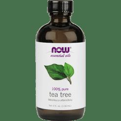 NOW Tea Tree Oil 4 fl oz N7626