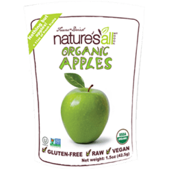 Natures All Freeze Dried Apple 1.5 oz HB1146