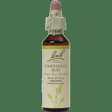 Nelson Bach Chestnut Bud Flower Essences 20 ml CHEST