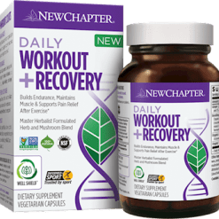New Chapter Daily WorkoutRecovery 30 vegcaps NC1743