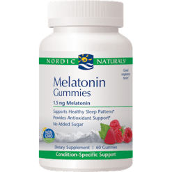 Nordic Naturals Melatonin 1.5 mg 60 gummies N01933