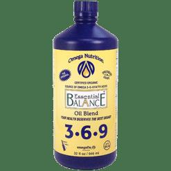 Omega Nutrition Essential Balance Oil Blend 32 oz EBO32