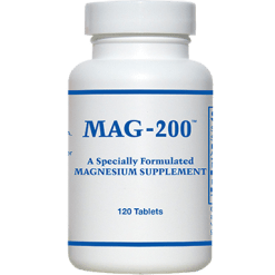 Optimox Mag 200reg 120 tablets A06021