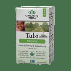 Organic India Tulsi Tea Moringa 18 bags R08624